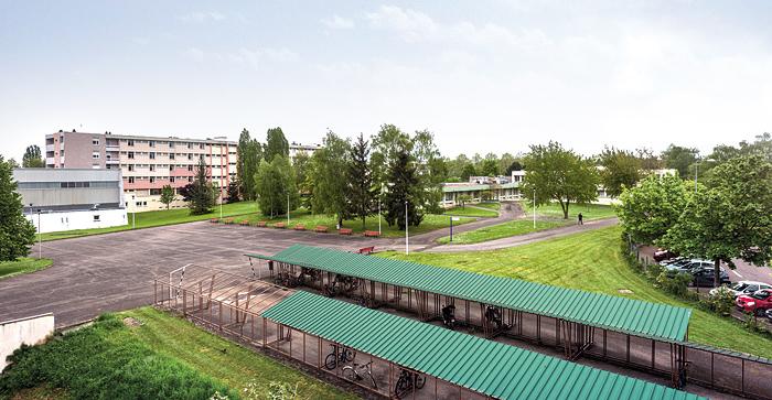 lycée Gustave Eiffel Dijon